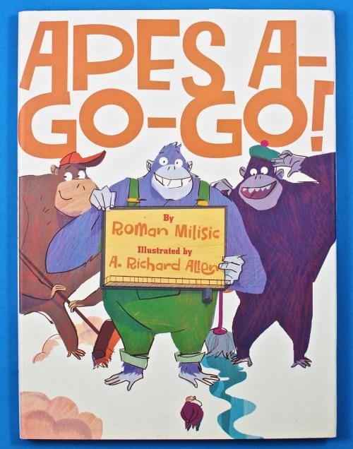 Apes A-Go-Go