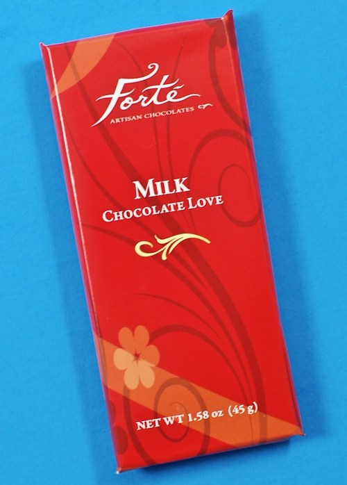 Forte milk chocolate