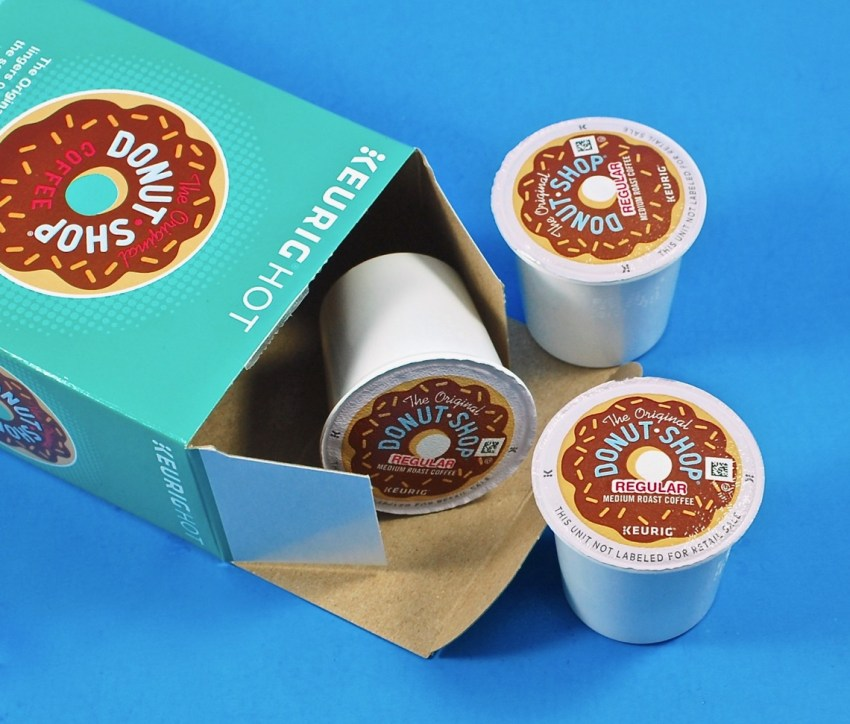 donut shop k-cups
