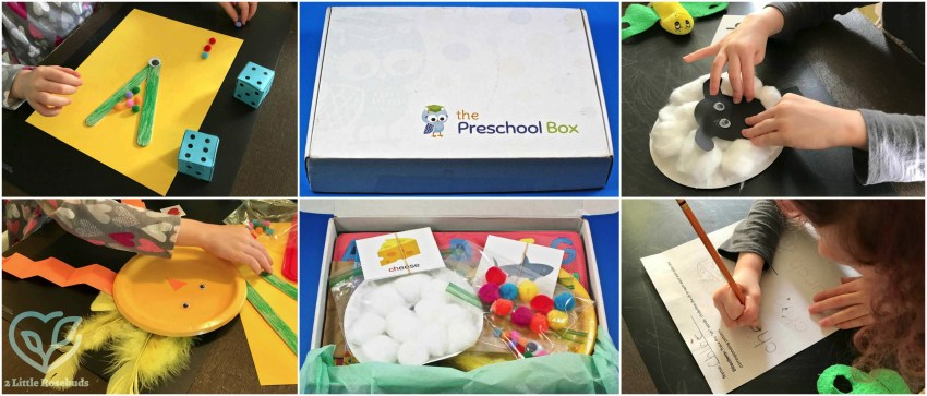 "The Preschool Box ""Box 7"" Subscription Box Review & Coupon Code"