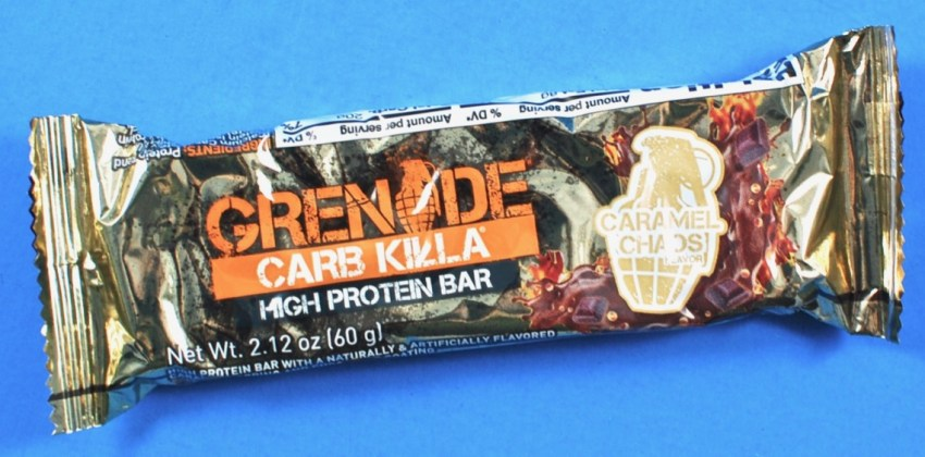 Grenade bar