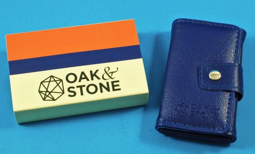 Oak & Stone manicure set