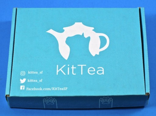 KitTea kit box