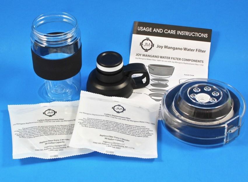 water filter set