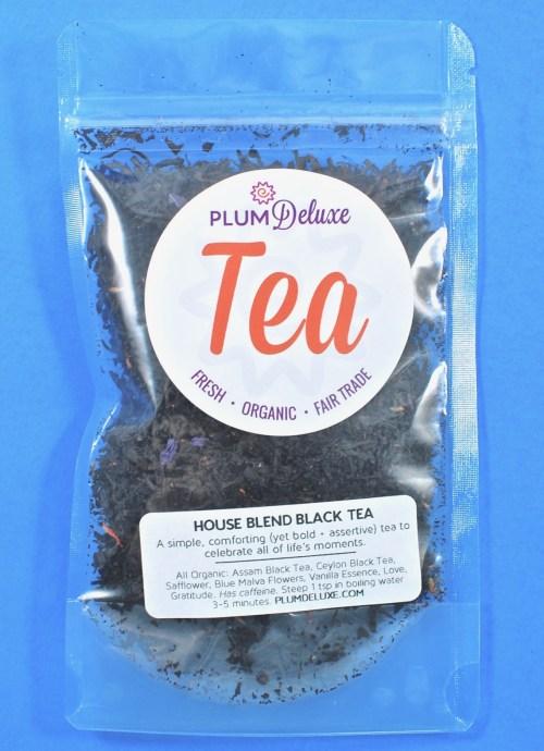 house blend black tea