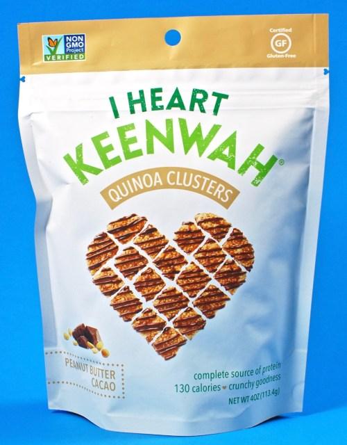 I heart keenwah clusters