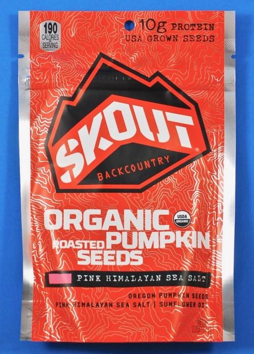 Skout pumpkin seeds