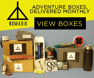 Nomadik - Adventure Boxes Delivered Monthly