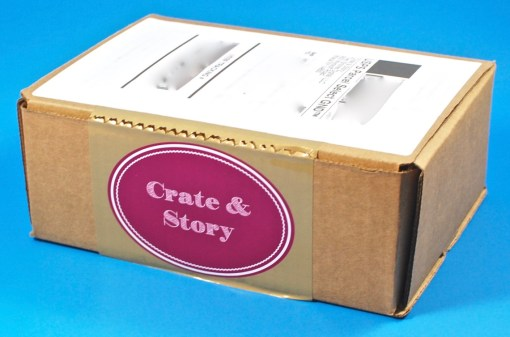 Crate and Story box