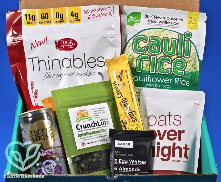 Fit Snack January 2018 Subscription Box Review & Coupon Code