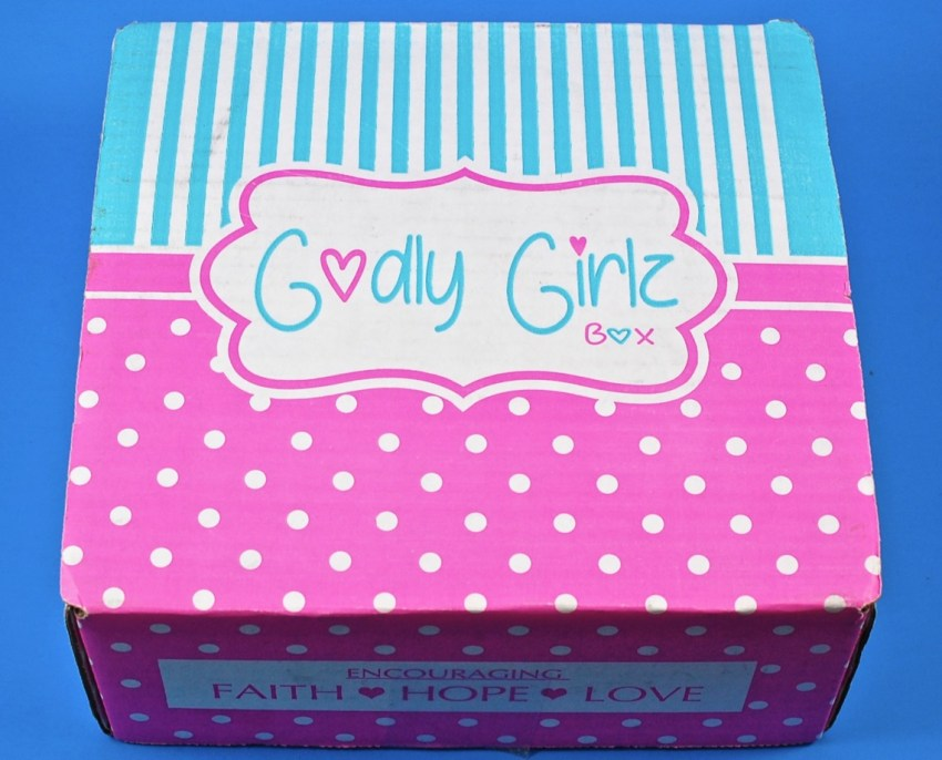 Godly Girlz Box