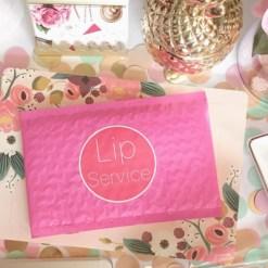 Lip Service subscription box