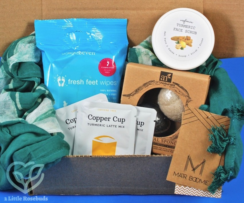BuddhiBox March 2018 Subscription Box Review & Coupon Code