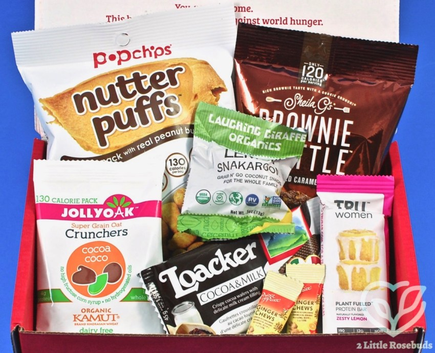 Love With Food March 2018 Subscription Box Review & Coupon Code