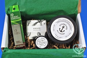February 2018 Terra Bella Box review