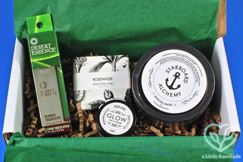 Terra Bella Box February 2018 Subscription Box Review & Coupon Code