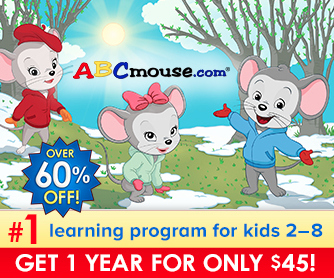 ABC Mouse Spring 2018 Sale – One Year Subscription for Just $45 (Over 60% Off!)
