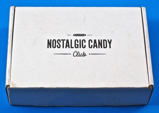 Nostalgic Candy Club box