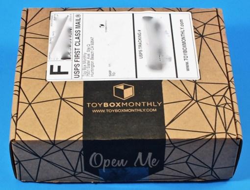 Toy Box Monthly box