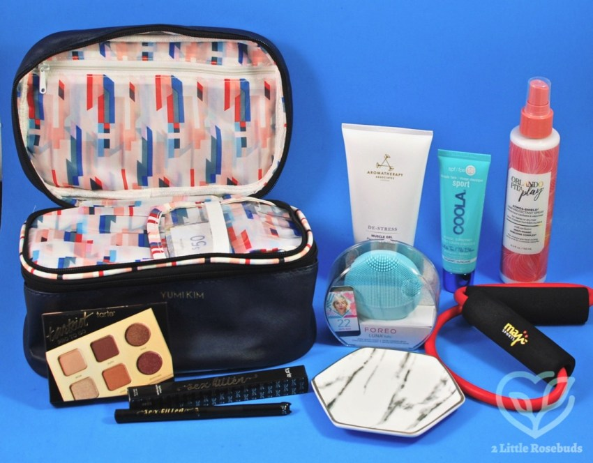 FabFitFun Summer 2018 review