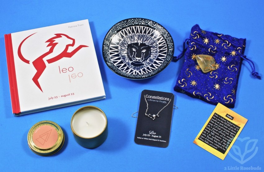 May 2018 My Zodiac Box review