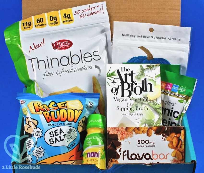 Fit Snack June 2018 Subscription Box Review & Coupon Code