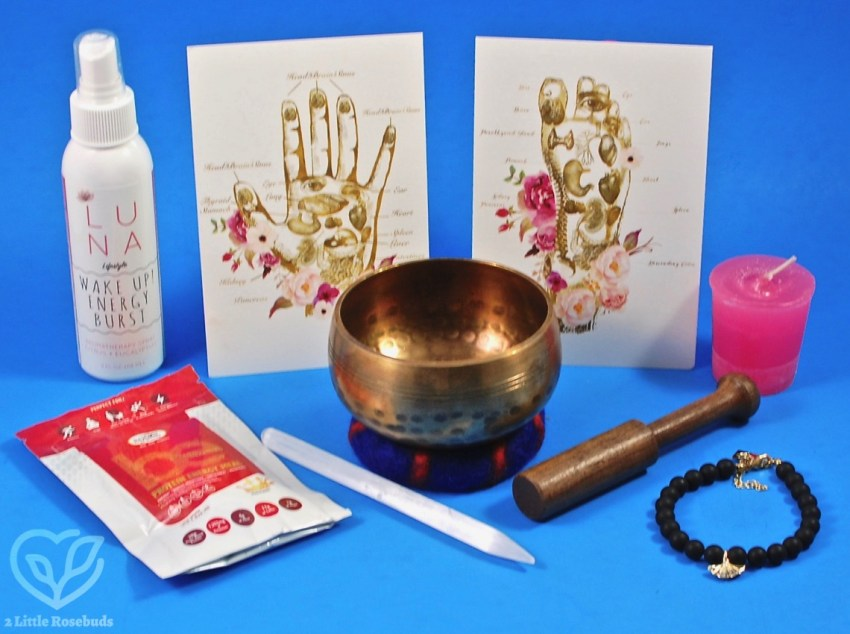 BuddhiBox July 2018 Subscription Box Review & Coupon Code
