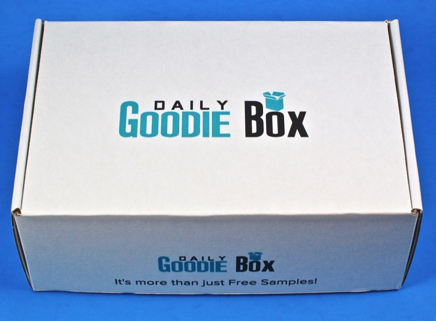 Daily Goodie Box July 2018 Free Sample Box Review - 2 Little