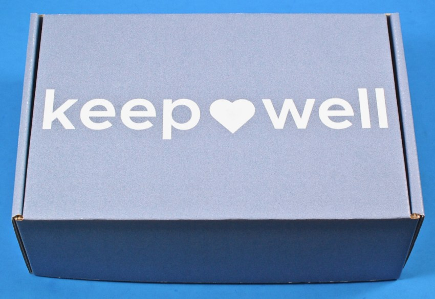 Keep Well box