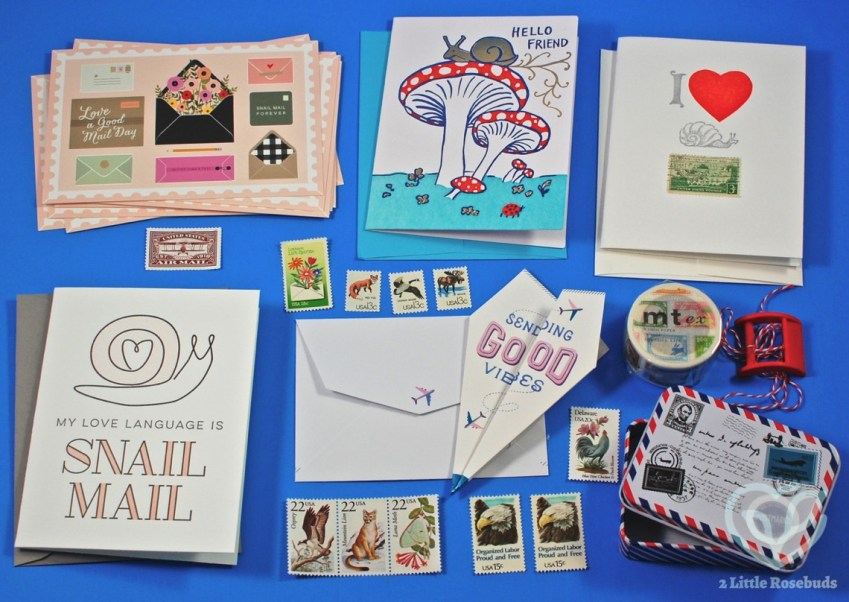 September 2018 Postmark'd Studio Postbox review