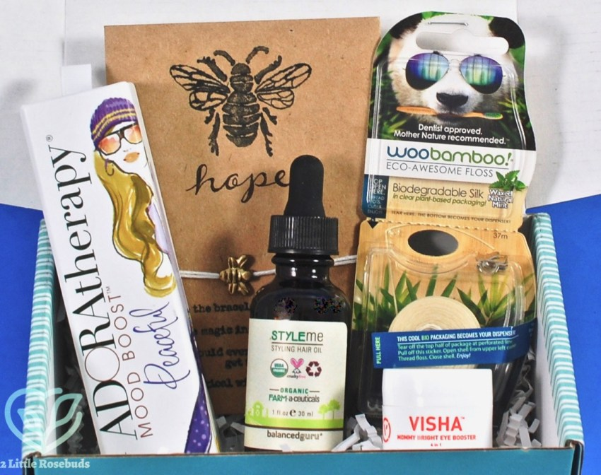 Ecocentric Mom September 2018 Box Review & Coupon Code