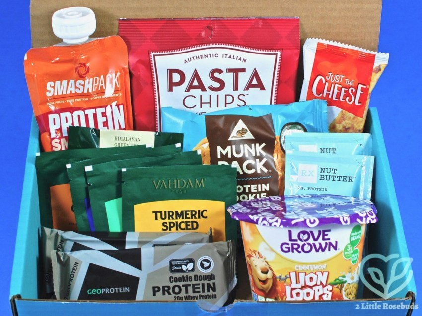 Fit Snack October 2018 Subscription Box Review & Coupon Code