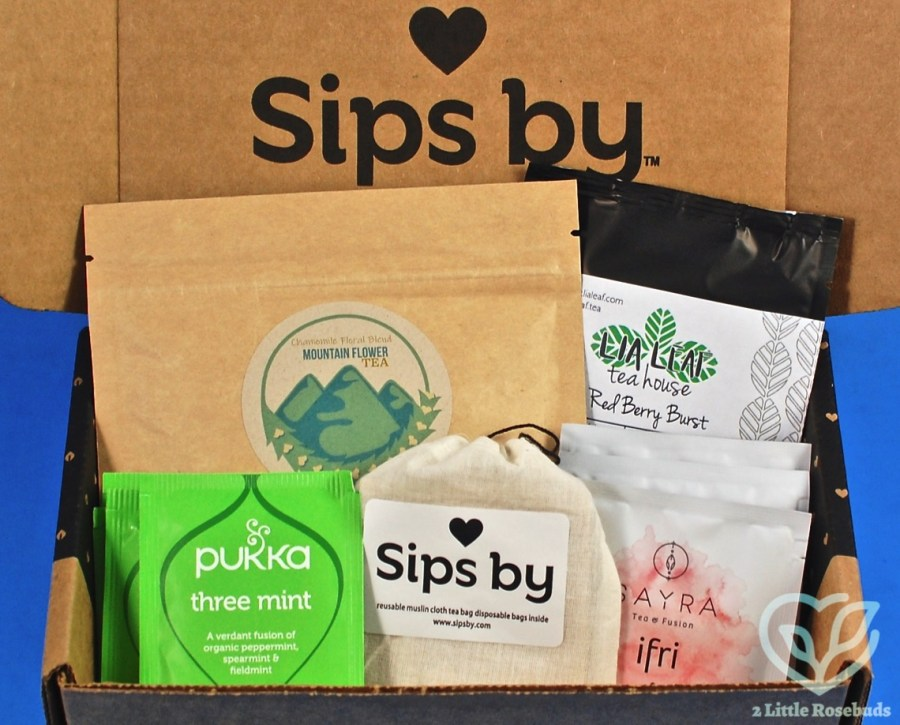 December 2018 Sips By review