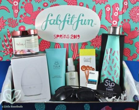 Spring 2019 FabFitFun review