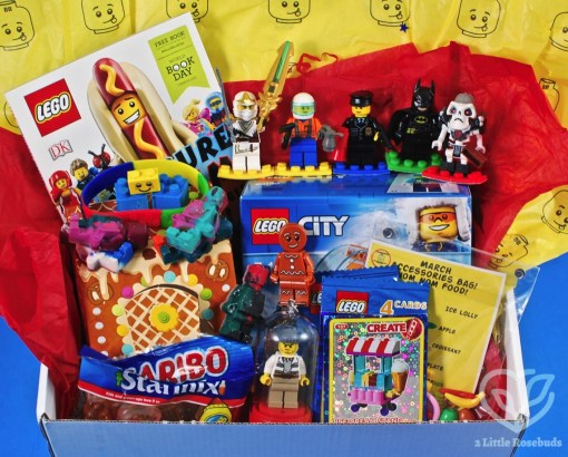 March 2019 Babacorn-Bricks review