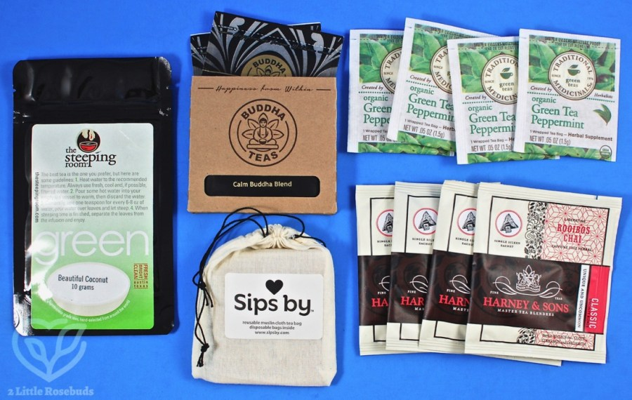 April 2019 Sips By review