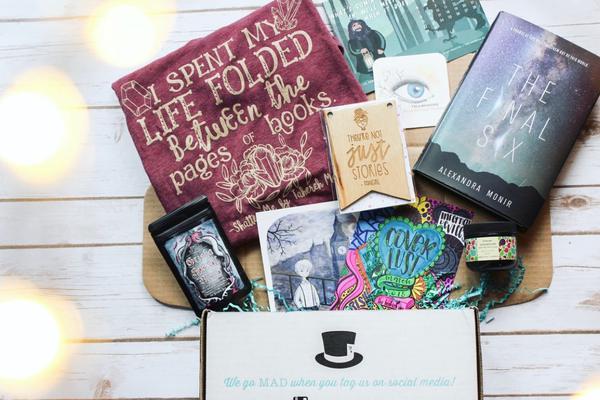 The Bookish Box