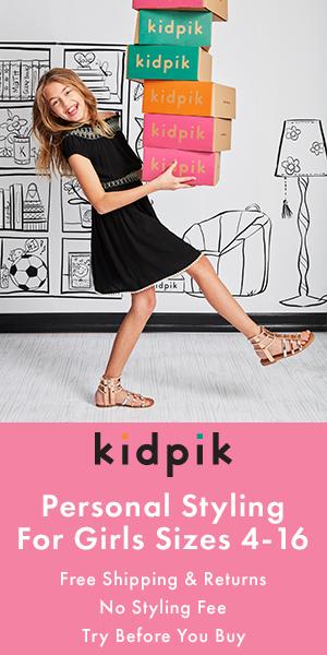 kidpik - Personal styling for girls sizes 4-16
