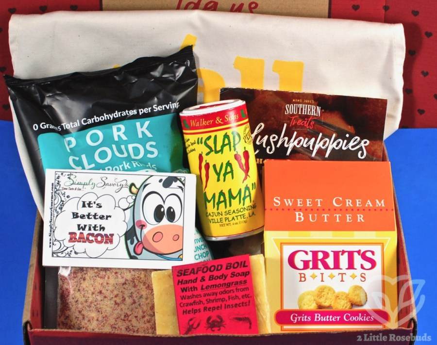 Spring 2019 Mama June's Southern Treats Review