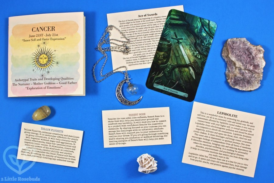 June 2019 Magickal Earth Box review
