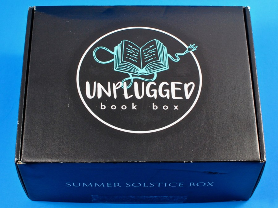 Unplugged Book Box