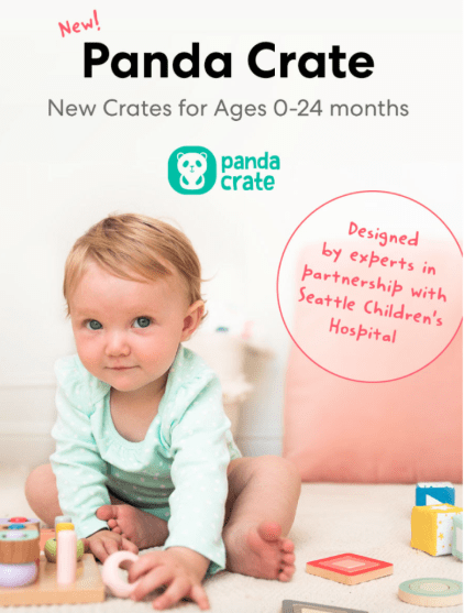 Panda Crate coupon
