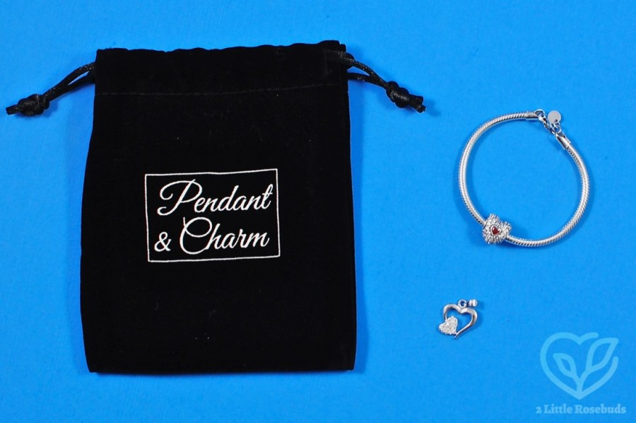 August 2019 Pendant & Charm review