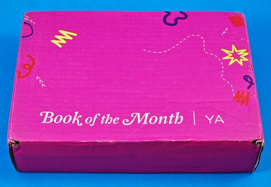 Book of the Month YA box