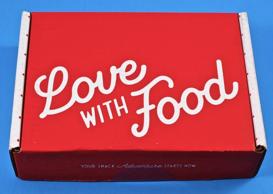 love with food box free