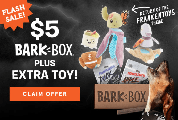barkbox coupon for returning customers