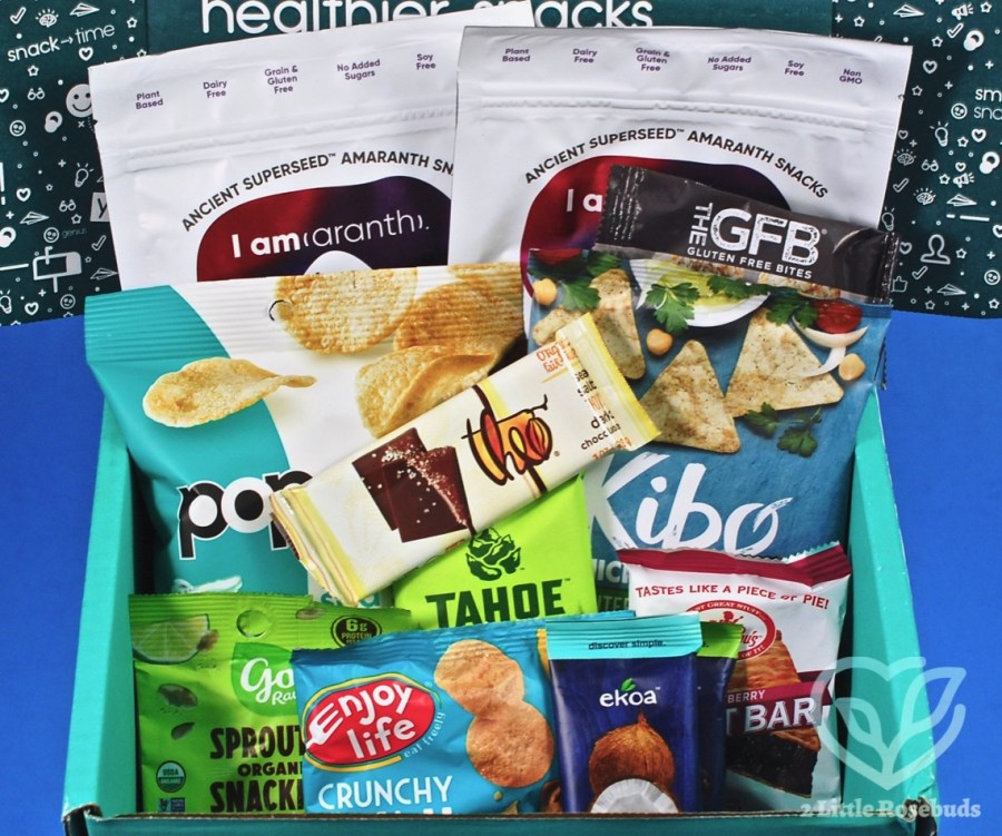 November 2019 SnackSack review