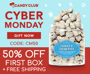 candy club free shipping