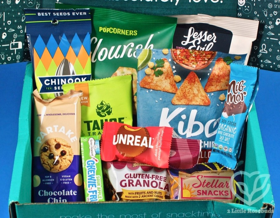February 2020 Snacksack review