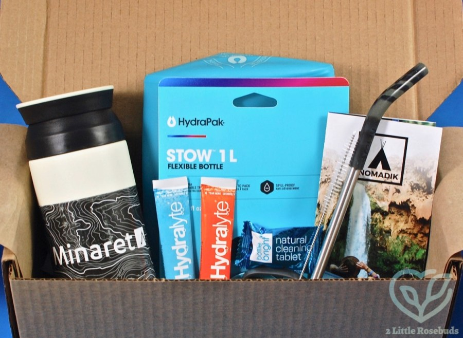 March 2020 Nomadik box review